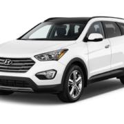 Inchirieri Auto Masini Ieftine Bucuresti, Otopeni – Inchirieri Hyundai santa fe – Oferte speciale la inchiriere!